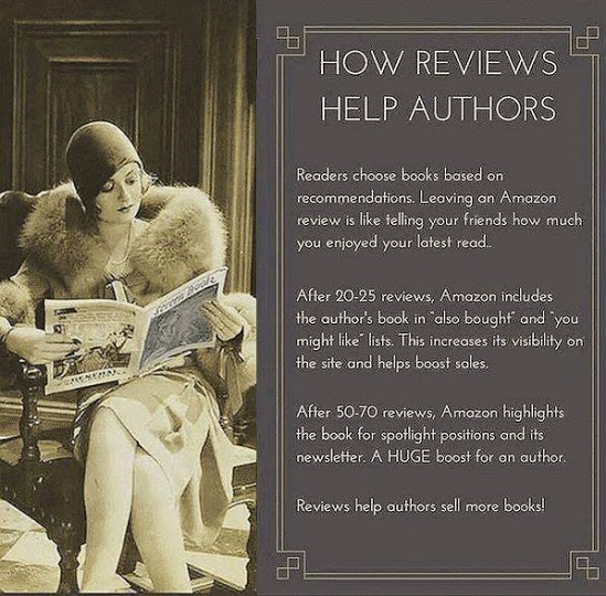 Author Reviews